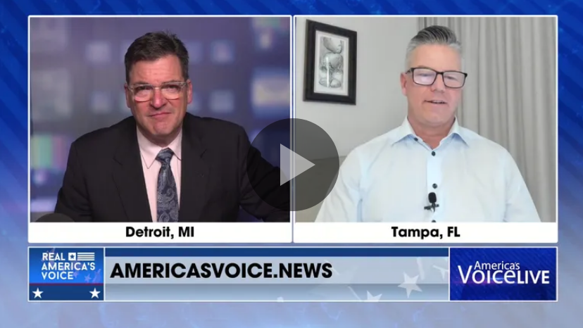 Terry Sawchuk on America's Voice Live: Cryptocurrencies and Central Banks