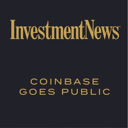 Terry Sawchuk Discusses Coinbase Going Public with InvestmentNews