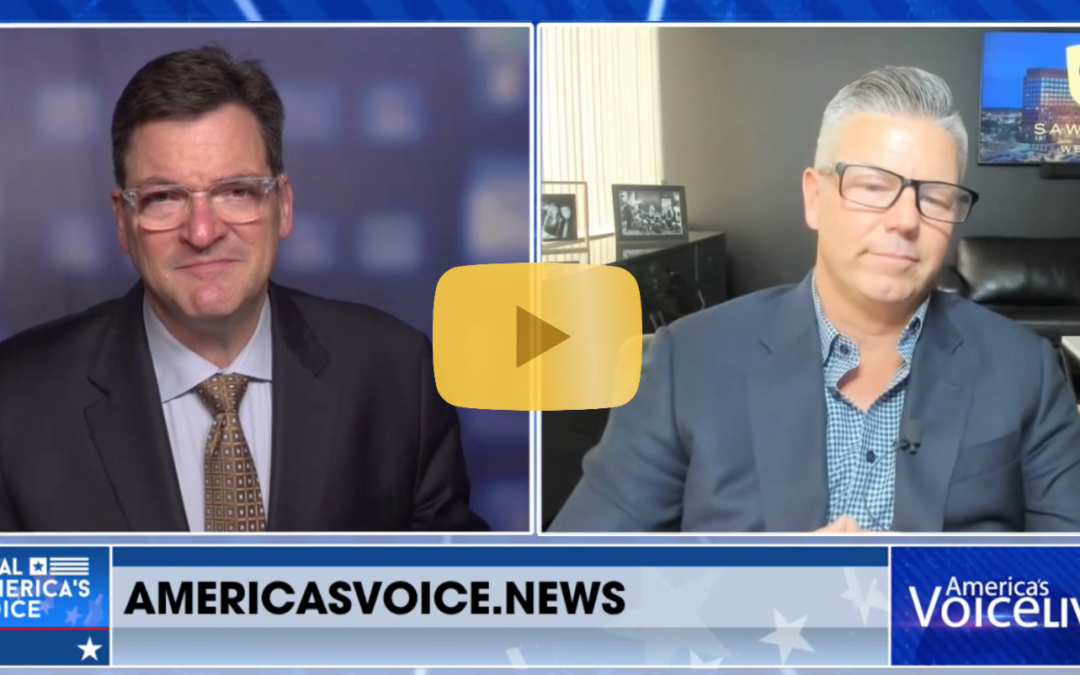 Terry Sawchuk on America's Voice Live: An Update on Bitcoin and the U.S. Economy