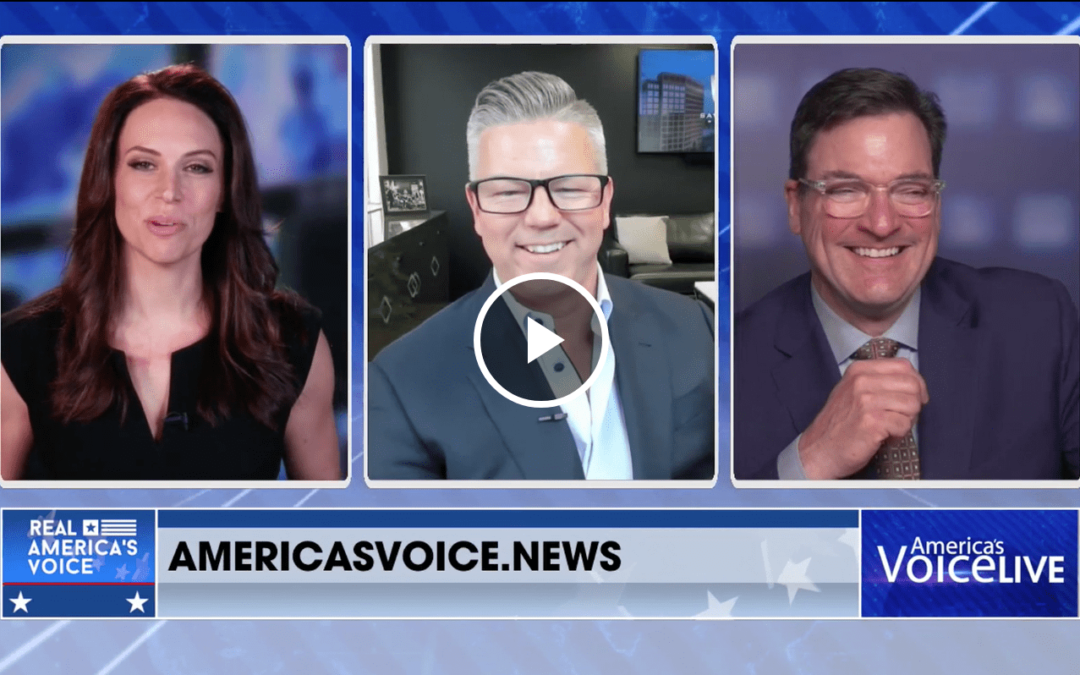 Terry Sawchuk on America's Voice Live: The Potential Implications of Biden's Tax & Spending Plans