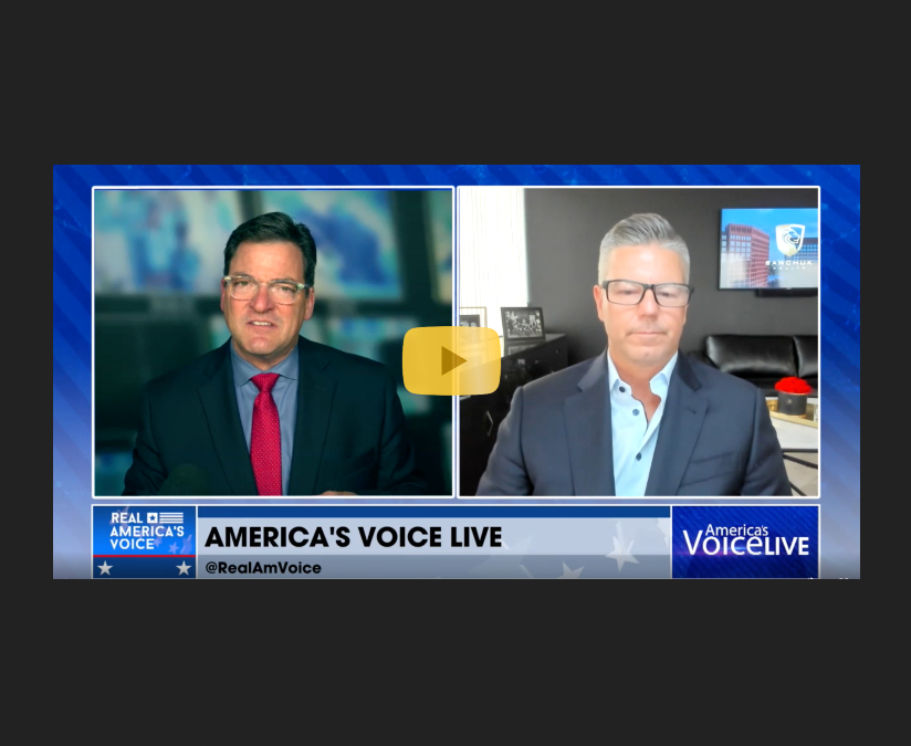 Terry Sawchuk on America's Voice Live: Unemployment and Jobs