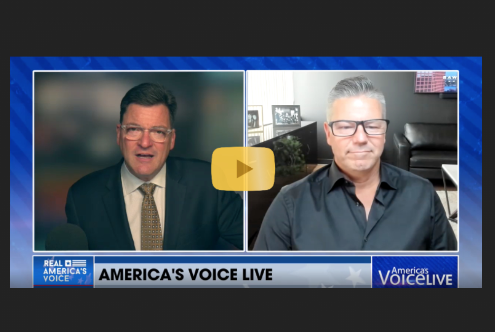 Terry Sawchuk on America's Voice Live: What Does the Latest GDP Data Really Tell Us?