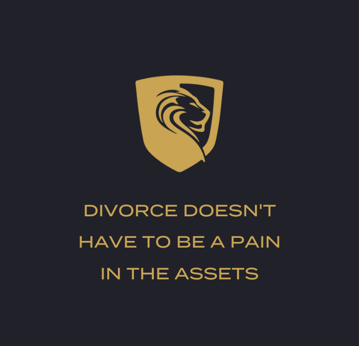 Divorce Doesn't Have to be a Pain in the Assets