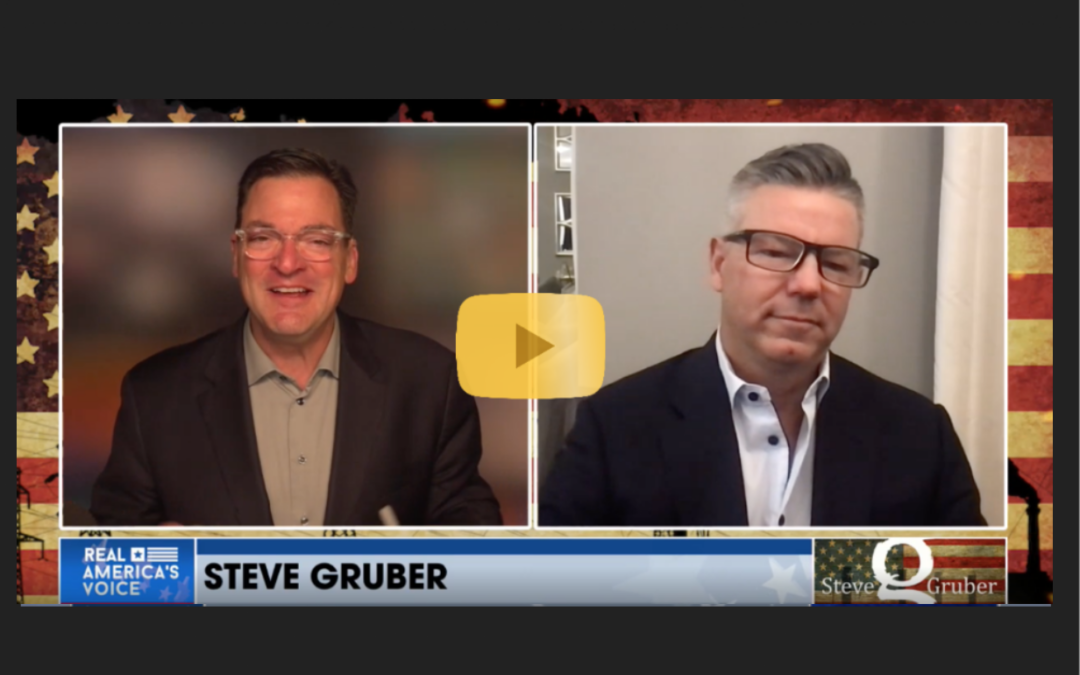 Terry Sawchuk on The Steve Gruber Show: What's Really Going on with the Stock Market?